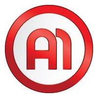 Логотип компании «А1»