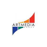 Логотип компании «АртМедиа Групп»