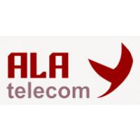Логотип компании «АЛА Телеком»