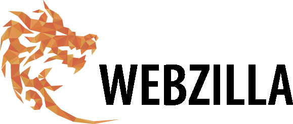 Логотип компании «Webzilla»
