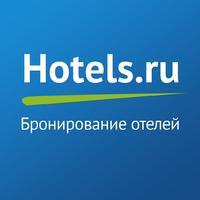 Логотип компании «Hotels.ru»