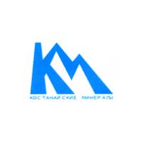 Логотип компании «Костанайские минералы»