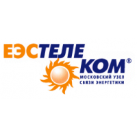 Логотип компании «Московский узел связи энергетики»