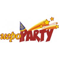 Логотип компании «ИгроParty»