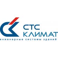 Логотип компании «СТС-КЛИМАТ»