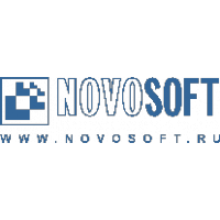 Логотип компании «Novosoft»