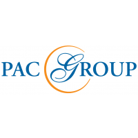 Логотип компании «PAC GROUP»