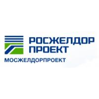 Логотип компании «Мосжелдорпроект»