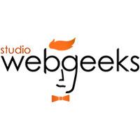 Логотип компании «Webgeeks»