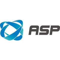 Логотип компании «ASP»