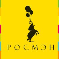 Логотип компании «РОСМЭН»