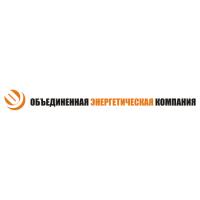 Логотип компании «Объединенная энергетическая компания (ОЭК)»