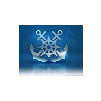 Логотип компании «Росморпорт»