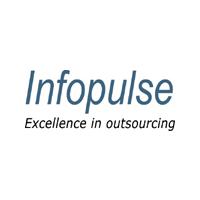 Логотип компании «Инфопульс Украина»