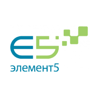 Логотип компании «Элемент 5»