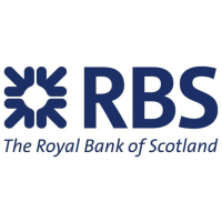 Логотип компании «Royal Bank of Scotland»