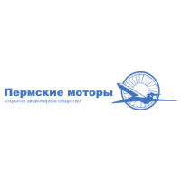 Логотип компании «Пермские моторы»