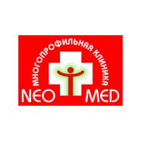 Логотип компании «Многопрофильная клиника NEO-MED»