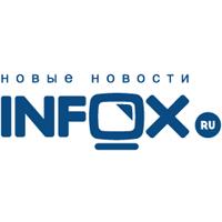 Логотип компании «infox.ru»