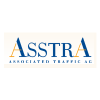 Логотип компании «AsstrA Associated Traffic AG»