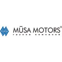 Логотип компании «Musa Motors»