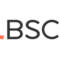 Логотип компании «ГК BSC»