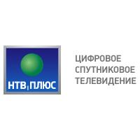 Логотип компании «НТВ-Плюс»