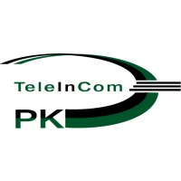 Логотип компании «ТелеИнКом-ПК»
