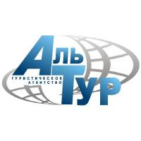 Логотип компании «АльТур»