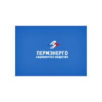Логотип компании «Пермэнерго»