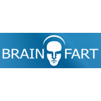 Логотип компании «BrainFart»