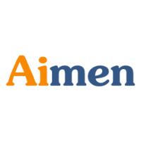 Логотип компании «Aimen»