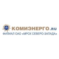 Логотип компании «АЭК Комиэнерго»