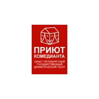 Логотип компании «Приют Комедианта»