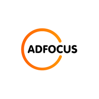 Логотип компании «AdFocus»