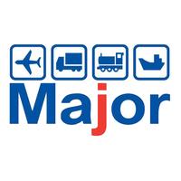 Логотип компании «Major Cargo Service»