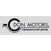 Логотип компании «Дон-Моторс»