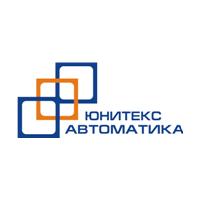 Логотип компании «Юнитекс-Автоматика»