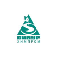 Логотип компании «Сибур-Химпром»