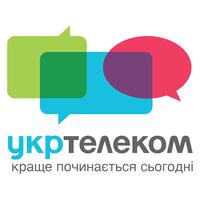 Логотип компании «Укртелеком»