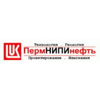 Логотип компании «Пермский научно-исследовательский и проектный институт нефти (ПермНИПИнефть)»