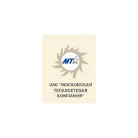 Логотип компании «Московская теплосетевая компания»