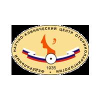 Логотип компании «Научно-клинический центр оториноларингологии ФМБА России (НКЦО ФМБА России)»