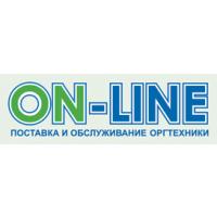 Логотип компании «Он-Лайн Урал»
