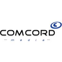 Логотип компании «Comcord Media»