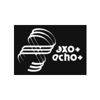Логотип компании «ЭХО+»