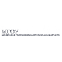 Логотип компании «Московский Государственный Открытый Университет»