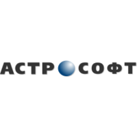 Логотип компании «АстроСофт»