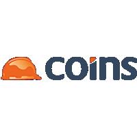 Логотип компании «COINS»