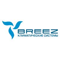 Логотип компании «Бриз - Климатические системы»